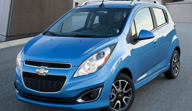 "Chevrolet Spark. ""Ασφαλέστερο Αυτοκίνητο της Κατηγορίας του σύμφωνα με το IIHS"