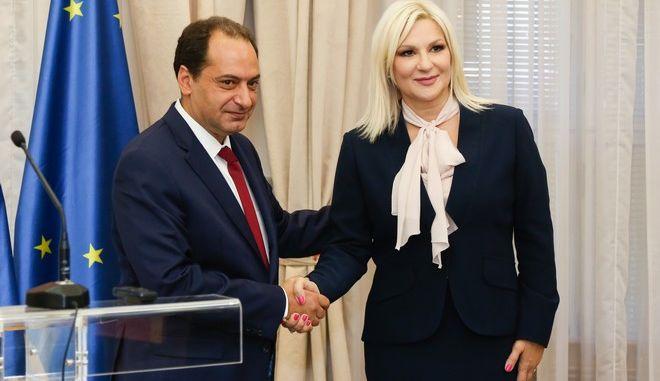 Ελλάδα-Σερβία: Συμφωνία για μεγάλα οδικά, σιδηροδρομικά και αεροπορικά έργα έργα διασύνδεσης των δύο χωρών