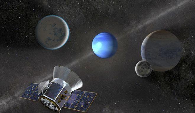 Διαστημικό τηλεσκόπιο TESS