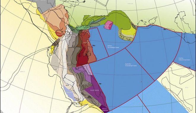 Χάρτης: Αδρία, η πραγματική