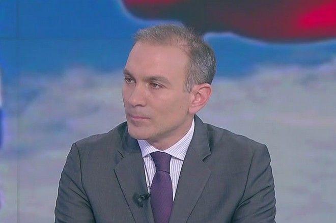 Ο διεθνολόγος Κωνσταντίνος Φίλης