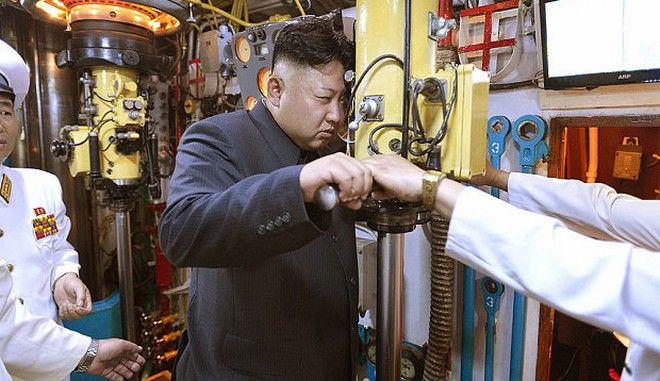 H Βόρεια Κορέα απαντά στις κυρώσεις με πυρά