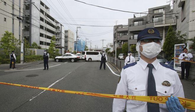 Αστυνομία στην Ιαπωνία