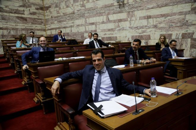 Σήμερα στην Προανακριτική ο Δημήτρης Παπαγγελόπουλος