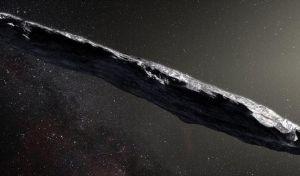 Αναζητώντας εξωγήινους σε μυστηριώδη αστεροειδή 'πούρο'