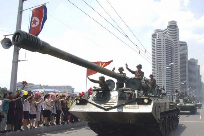 Όλα όσα κρύβει το οπλοστάσιο της Βόρειας Κορέας