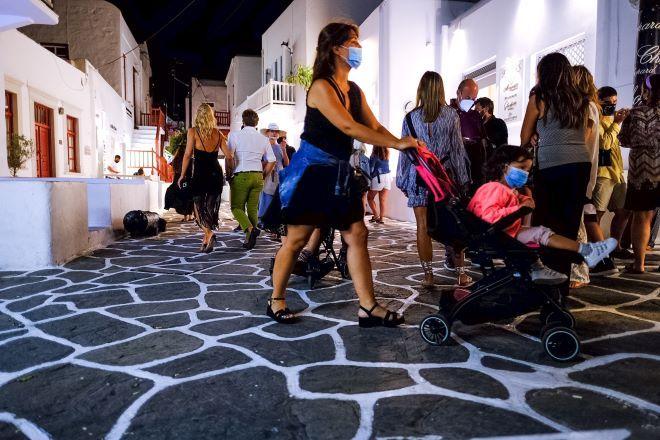Κορονοϊός: Δεν έχει σχέση ο τουρισμός με τα κρούσματα, επιμένει ο Θεοχάρης