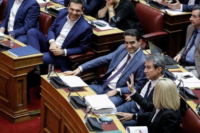 Το ασφαλιστικό φέρνει πιο κοντά ΣΥΡΙΖΑ και ΚΙΝ.ΑΛ