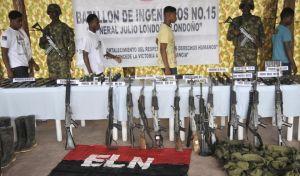 Κολομβία: Συμφώνησαν σε εκεχειρία και οι τελευταίοι αντάρτες του ELN