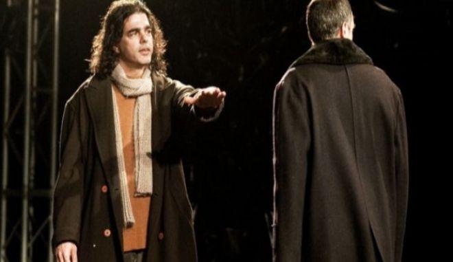 Ξανά στο Εθνικό Θέατρο η παράσταση 'Ισορροπία του Nash'