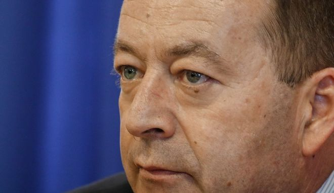 Ο υφυπουργός Αγροτικής Ανάπτυξης, Βασίλης Κόκκαλης
