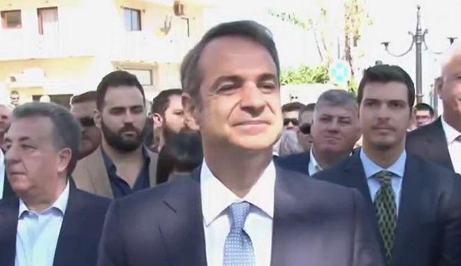 Ο Πρωθυπουργός στην Κίσσαμο Χανίων
