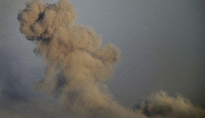 Έκρηξη στη Συρία. Φωτό αρχείου.