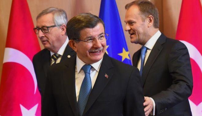 Αυτό είναι το προσχέδιο συμφωνίας: Τι προσφέρουν οι Ευρωπαίοι στην Τουρκία