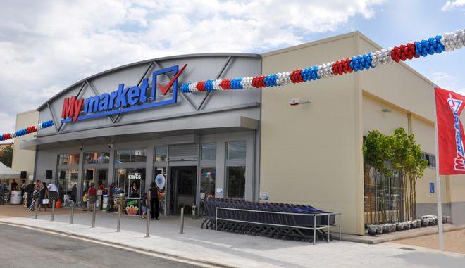Επίθεση σε σούπερ μάρκετ της MyMarket στο Βύρωνα