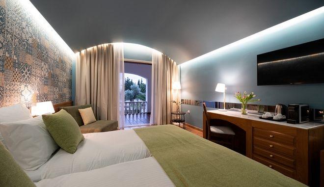 Ανοίγει τον Ιούνιο το Eretria Hotel & Spa Resort