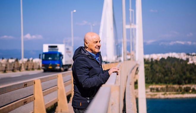 Ο ανεξάρτητος υποψήφιος Δήμαρχος Χαλκίδας Βασίλης Καθαροσπόρης