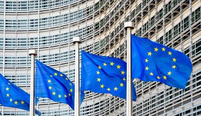 Οι σημαίες της Ευρωπαϊκής Ένωσης