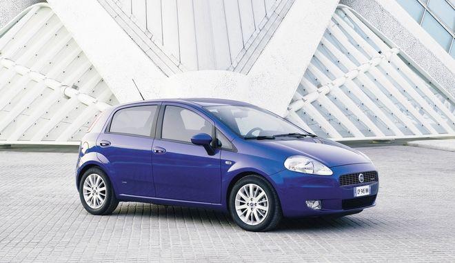 Το συγκεκριμένο FIAT Punto παρουσιάστηκε τον Σεπτέμβριο του 2005 στην έδρα της FIAT στο Τορίνο της Ιταλίας.