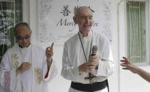 Ιερέας Τζον Γουίδερσπουν στο NEWS24/7: 'Η Ειρήνη είναι αθώα'