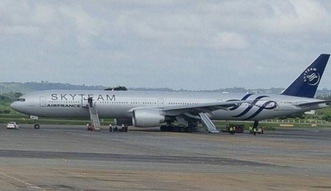 Βρέθηκε βόμβα σε αεροσκάφος της Air France με προορισμό το Παρίσι