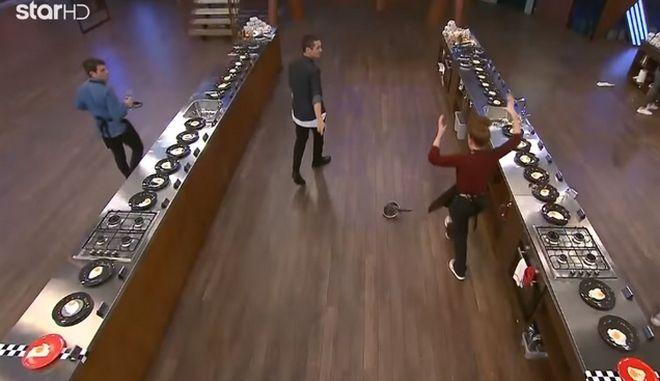 MasterChef 3: Όταν η Σπυριδούλα πέταξε το τηγάνι - Η στρατηγική και η νικήτρια ομάδα