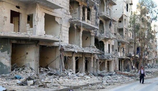 Μαχητικά αεροσκάφη έπληξαν 15 στόχους στη Συρία