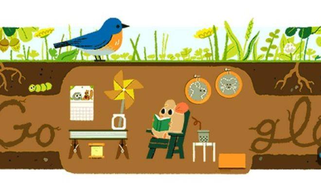 Θερινό ηλιοστάσιο 2017 και μεγαλύτερη μέρα στο Google Doodle