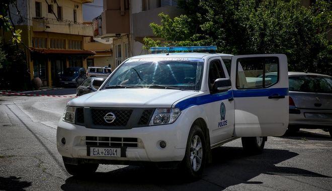 Αστυνομία στα Ανώγεια.