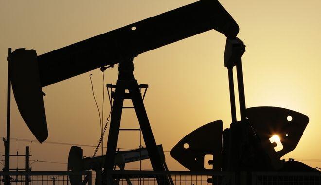 Εγκατάσταση εξόρυξης πετρελαίου