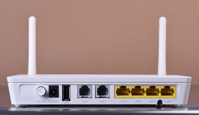Router - Φωτογραφία αρχείου