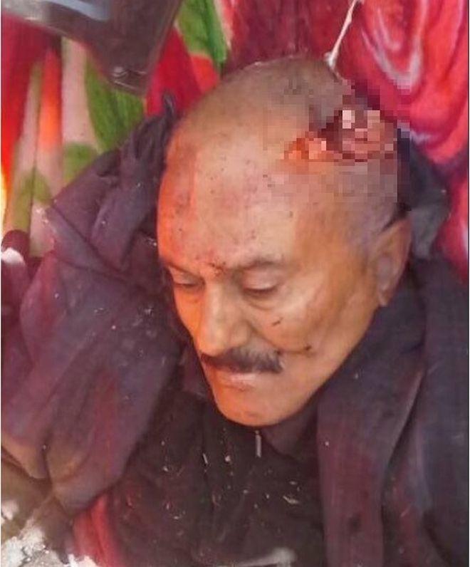 Υεμένη: Νεκρός ο πρώην Πρόεδρος Σαλέχ-Σκληρές εικόνες