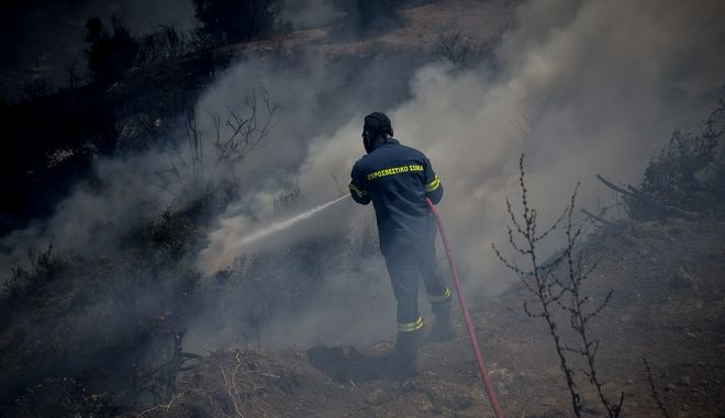 Πυρκαγιά (φωτογραφία αρχείου)