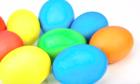 Πώς θα βάψετε αυγά στο ποτήρι