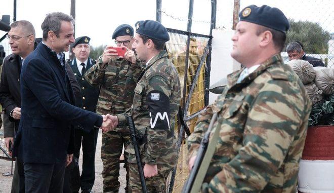 Επίσκεψη του Πρωθυπουργού Κυριάκου Μητσοτάκη στην Κάσο