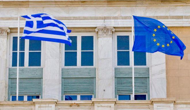 Ελλάδα και ΕΕ, 40 χρόνια πιο δυνατοί μαζί - Πανηγυρική συνεδρίαση στη Βουλή