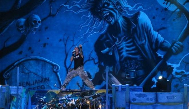 "Iron Maiden: Βρήκαν τους ""πειρατές"", έπαιξαν για αυτούς και βγήκαν κερδισμένοι"