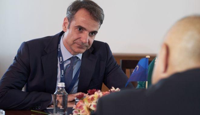 Μητσοτάκης προς Σκόπια: Συμφωνία μόνο εάν προηγηθεί συνταγματική αλλαγή