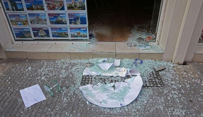Κλοπή χρηματοκιβωτίου στη Θεσσαλονίκη (Αρχείο)