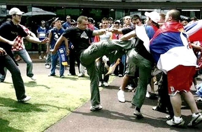 Μηχανή του Χρόνου: Ο ποδοσφαιρικός αγώνας που ξεκίνησε τον εμφύλιο μεταξύ Σέρβων και Κροατών