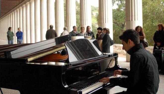 Νέους πιανίστες αναζητά η Εθνική Λυρική Σκηνή