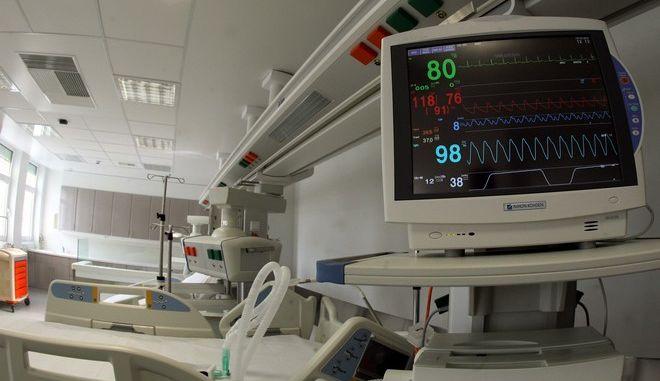 Η νέα μονάδα εντατικής θεραπείας ΜΕΘ του Νοσοκομείου Ευαγγελισμός ,στο κτήριο ΑΧΕΠΑ,Παρασκευή 14 Δεκεμβρίου 2012 (EUROKINISSI/ΤΑΤΙΑΝΑ ΜΠΟΛΑΡΗ)
