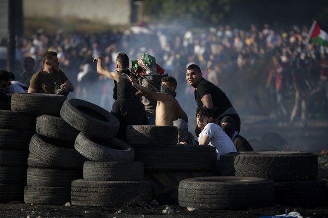 Οργή στη Δυτική Όχθη