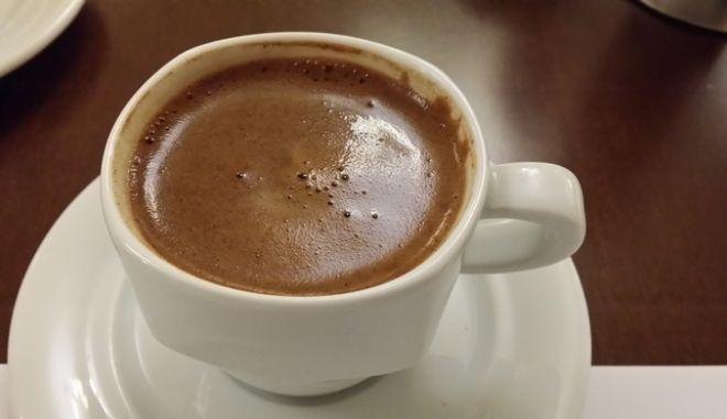 Το μεγάλο πλεονέκτημα του ελληνικού καφέ
