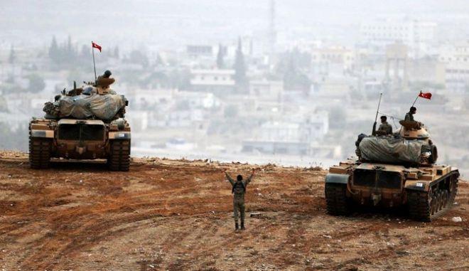 Πρώτη ένοπλη σύγκρουση της Τουρκίας με τους τζιχαντιστές του ISIS
