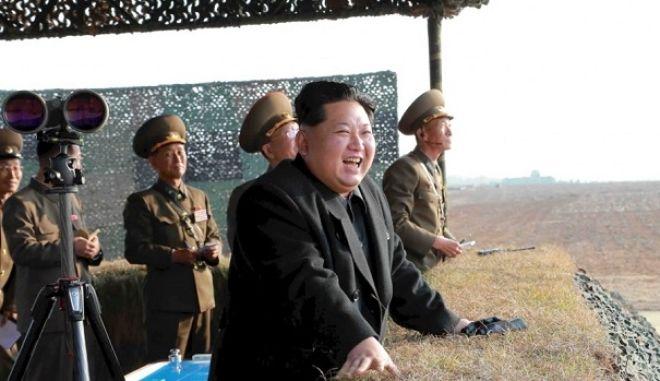 Πυρά από το πυροβολικό της Βορείου Κορέας σε παραμεθόριο νήσο