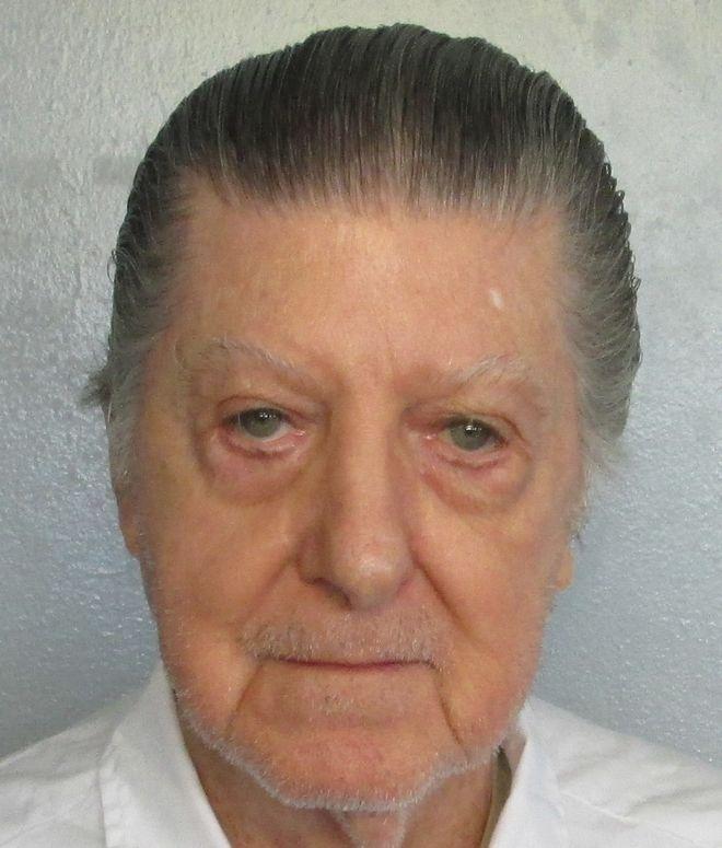 Ο Walter Moody έναν χρόνο πριν την εκτέλεσή του
