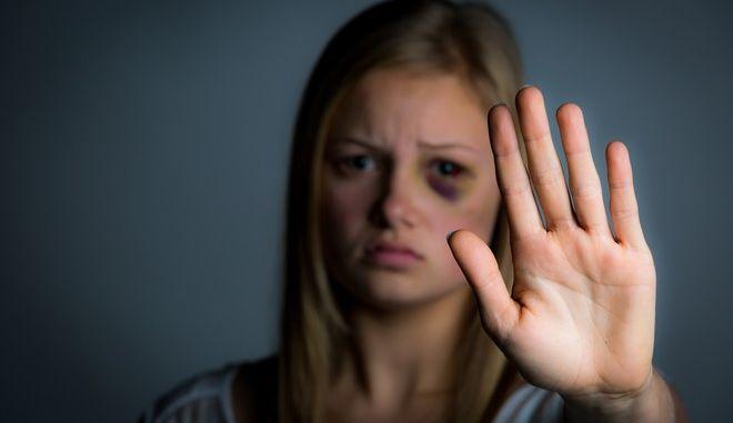 Γυναίκα - θύμα κακοποίησης