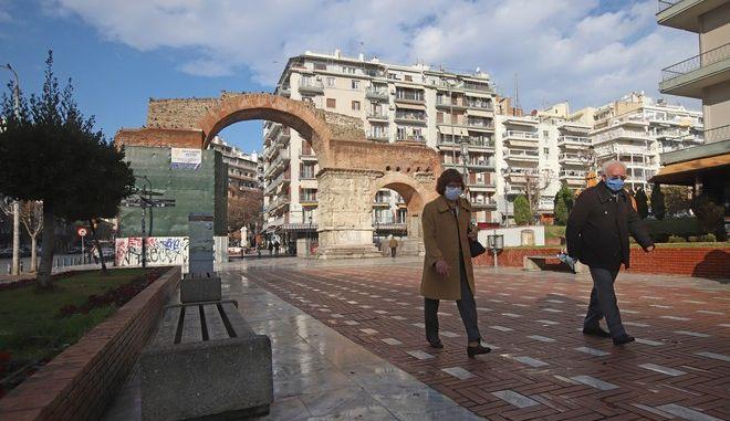 Lockdown στη Θεσσαλονίκη