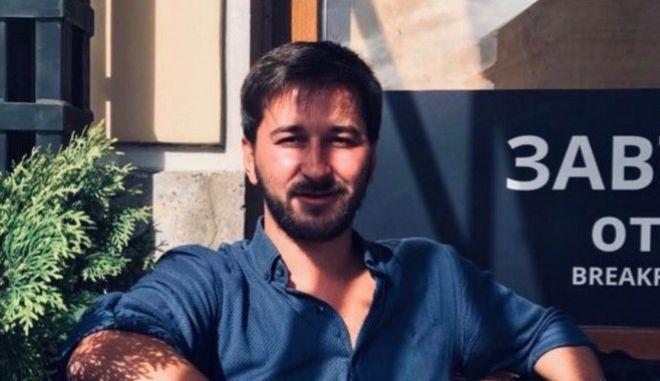 Ο δημοσιογράφος Φουρκάν Νατζί Τοπ